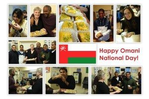 Oman National Day Celebrations Web