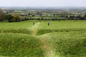 Hill of Tara panorama