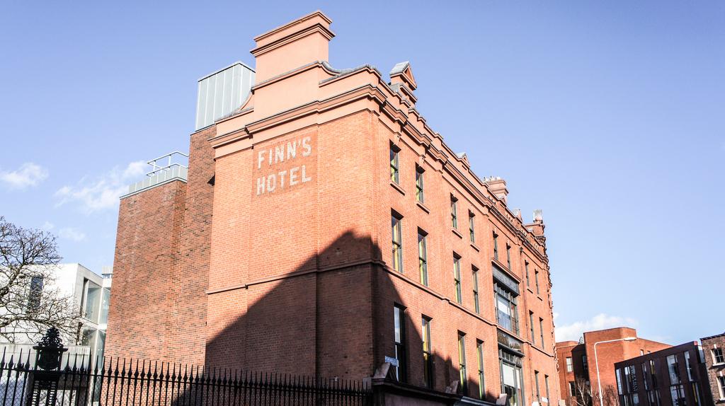 Finn's hotel in Dublin