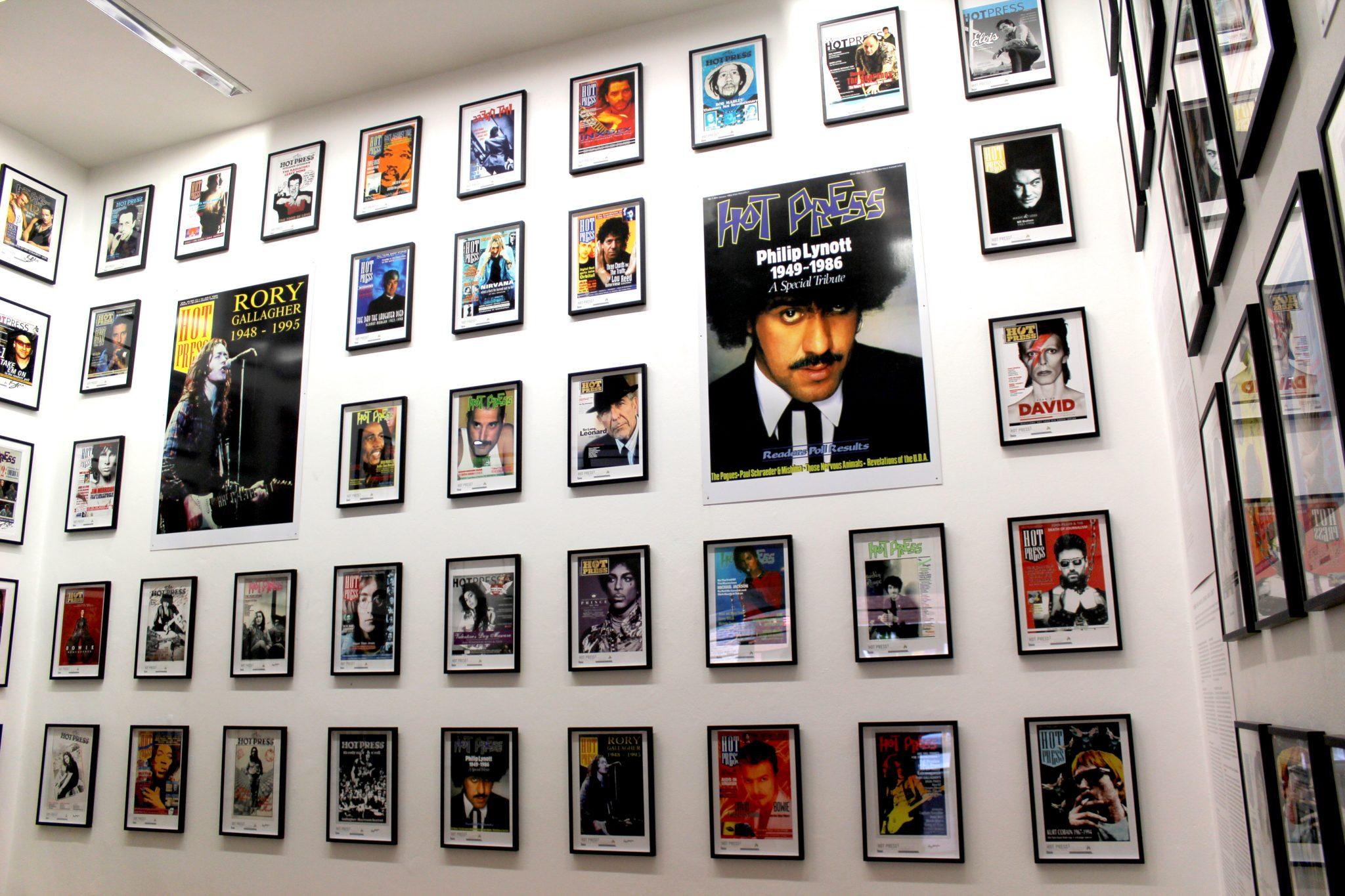 Hot Press Exhibition