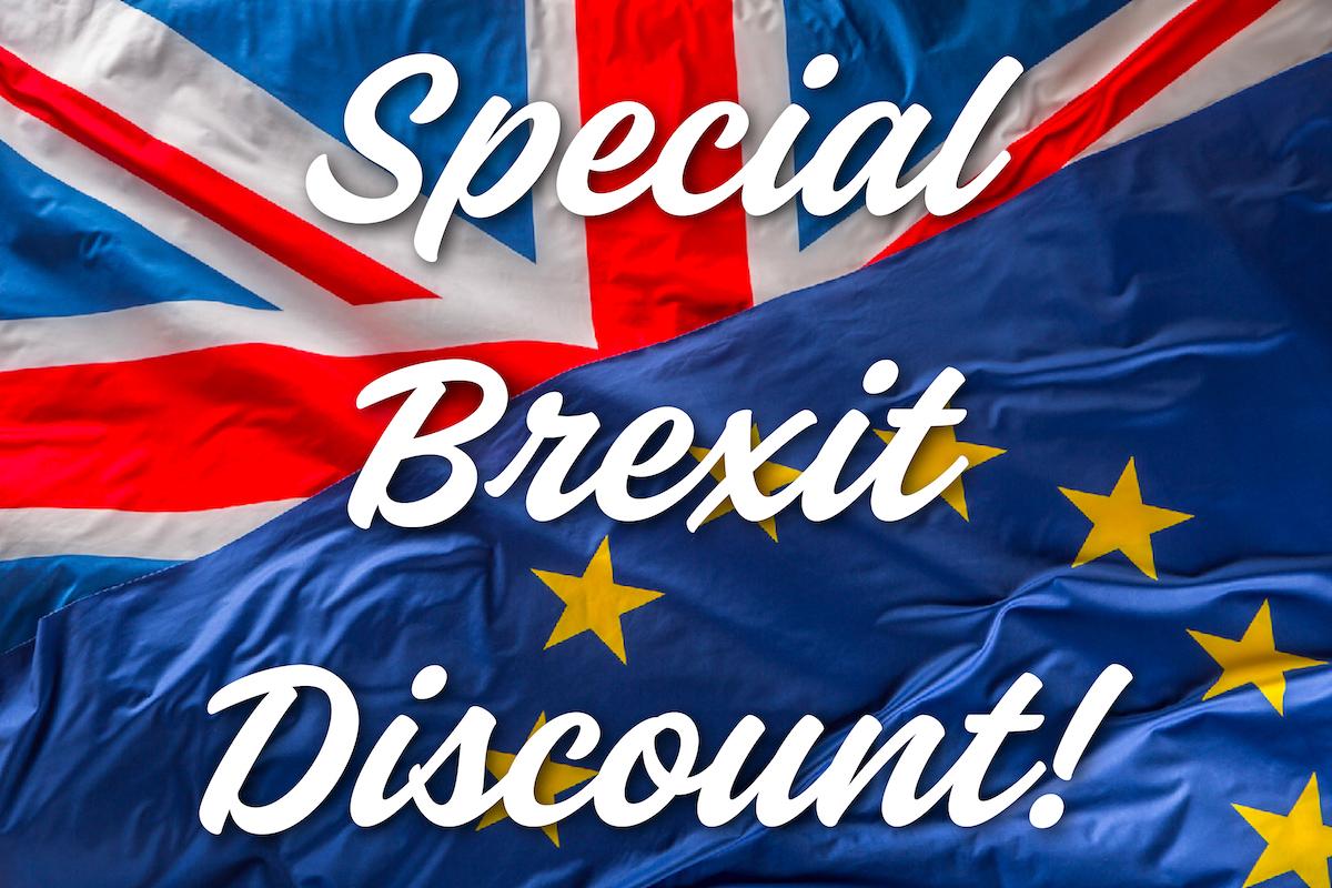 Brexit Discount